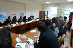Workshop on Personal Branding for NGOs in Lebanon